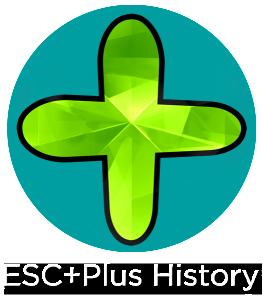 ESC+Plus History